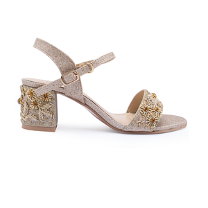 Bridal Ladies Sandal 066425 - Heels Shoes