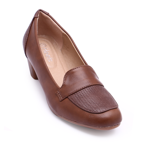 Casual Ladies Court Shoes 083040 - Heels Shoes