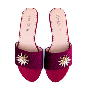 Formal Ladies Slipper 035183