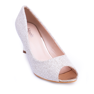 Fancy Ladies Peep Toe 087009
