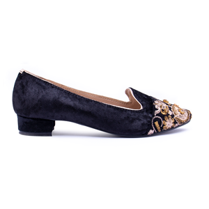 Formal Ladies Court Shoes 083052