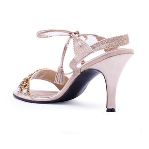 Bridal Ladies Sandal 066433 - Heels Shoes