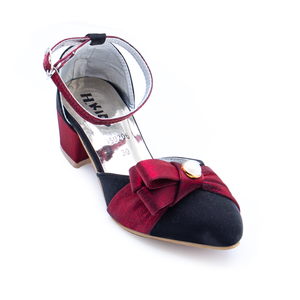 Formal Kids Court Shoes G50206