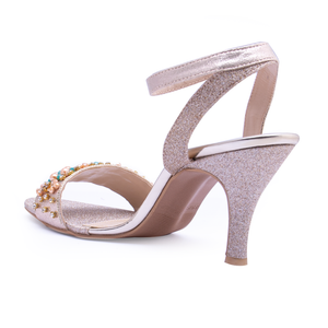 Bridal Ladies Sandal 066438 - Heels Shoes