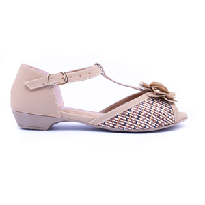 Casual Ladies Peep Toe 080055