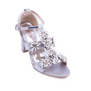 Bridal Ladies Sandal 066418 - Heels Shoes