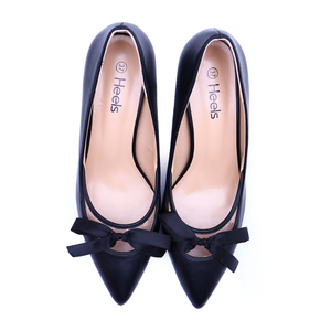 CASUAL Ladies COURT SHOES 082007 - Heels Shoes