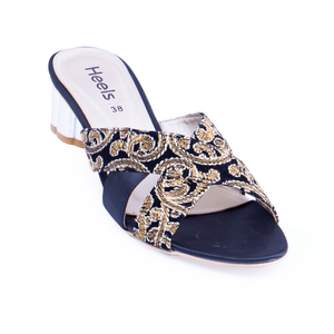 Formal Ladies Slipper 040593