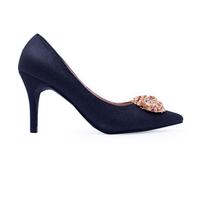 Fancy Ladies Court Shoes 087017