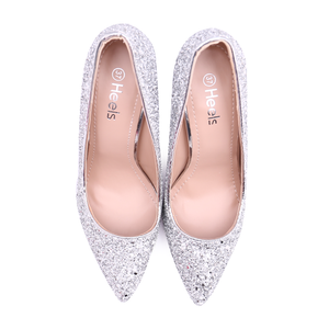 Fancy Ladies Court Shoes 087001 - Heels Shoes
