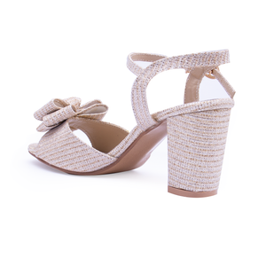 Fancy Ladies Sandal 066408 - Heels Shoes