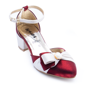 Formal Kids Court Shoes G50206 - Heels Shoes