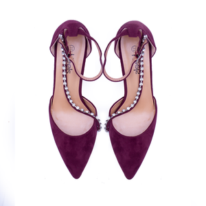 Formal Ladies Court Shoes 085364