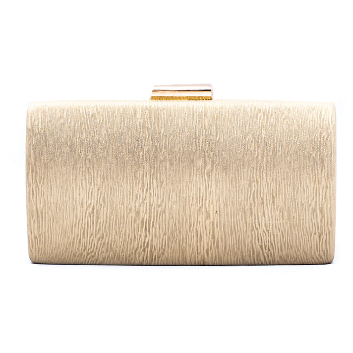 Fancy Clutch Golden Color SKU C20232