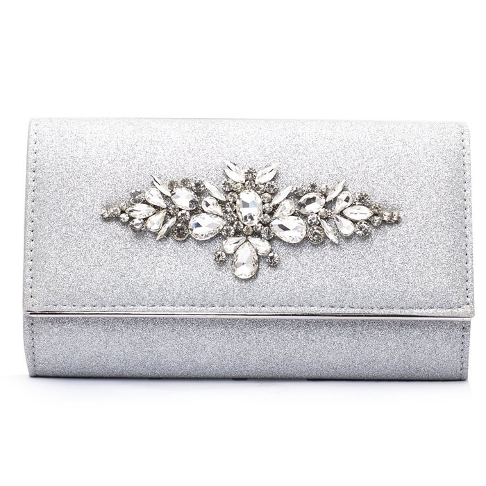 Ladies Fancy Clutch C00560