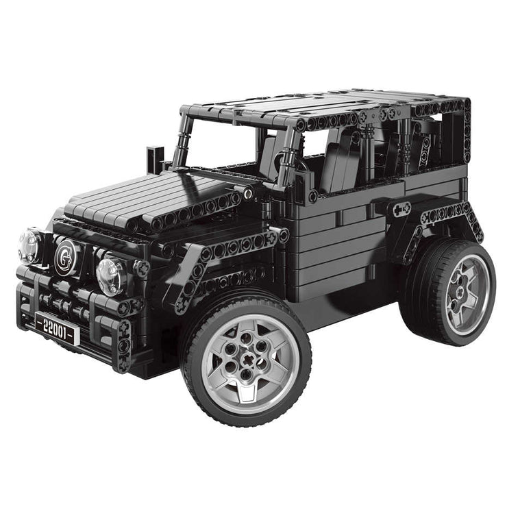 Black Remote Control G Wagon
