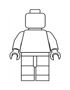 Lego Minifigure [G] Cyclops- Fig Only col130 CMF Collectible / Series 9 Minifig 2013