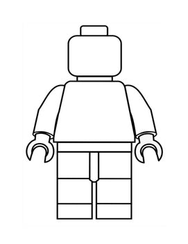 Lego Minifigure [G] Red Shirt with 3 Silver Logos, Dark Blue Arms, White Legs, Black Short Tousled Hair twn111 Town / City Minifig 2010
