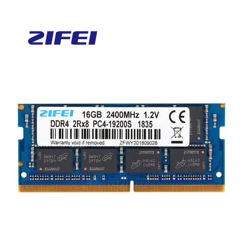ZiFei DDR4 Notebook RAM for Laptop