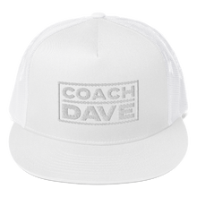 Load image into Gallery viewer, Coach Dave Trucker Cap