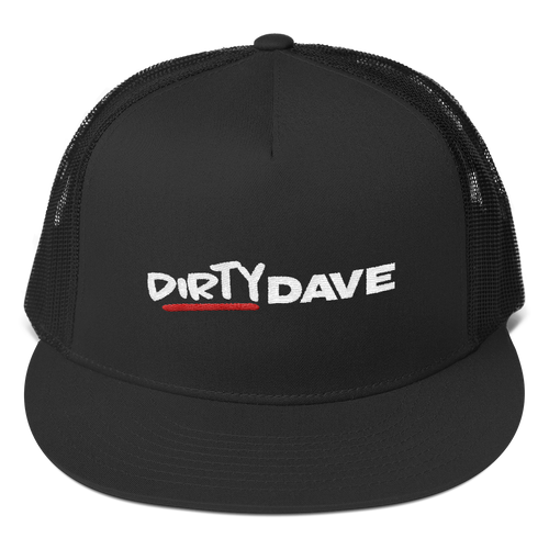 Dirty Dave Trucker Cap