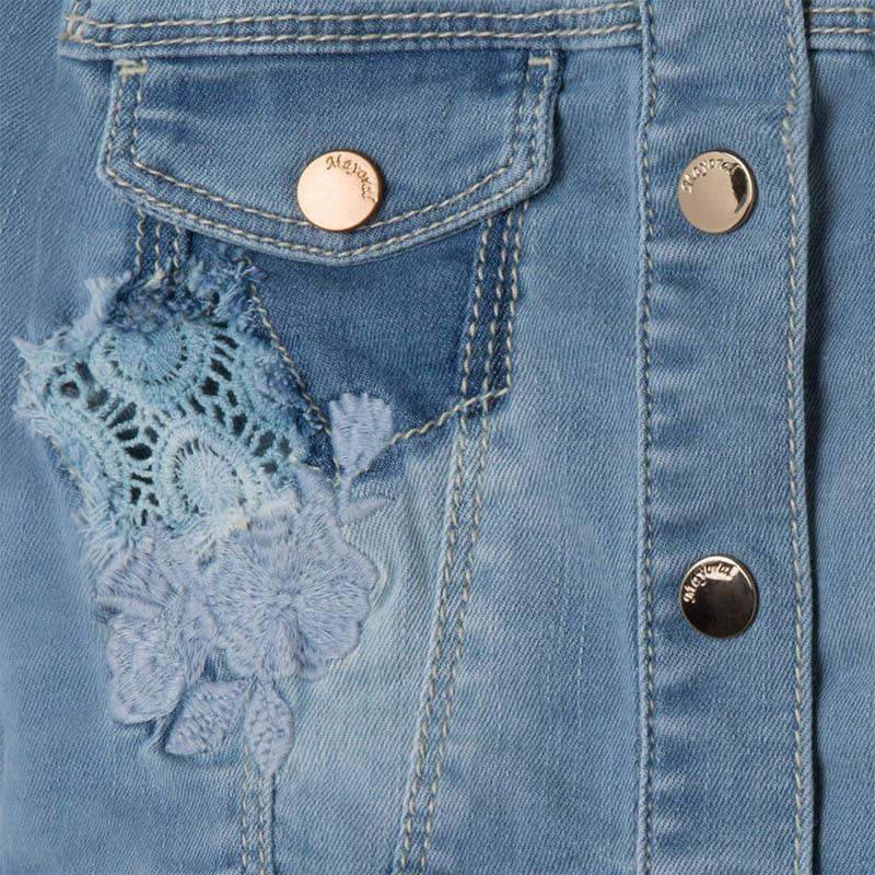 Embroidered Denim Jacket_allurelane