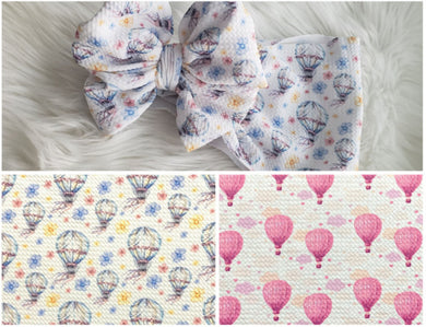 Bullet Textured Air Balloon Collection Fabric