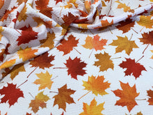 Load image into Gallery viewer, Bullet Textured Pumpkin Pie, Christmas Lights, Autumn Leaves, Gingerbread Fabric