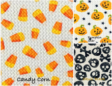 Load image into Gallery viewer, Bullet Textured Halloween Collection Fabric