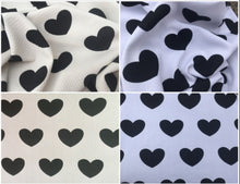 Load image into Gallery viewer, Bullet Textured Hearts Collection Fabric