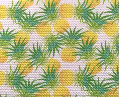 Bullet Textured Pineapple Collection Liverpool Poly/Spandex Stretch Knit Fabric