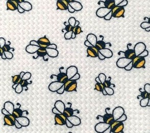Bullet Textured Bee Honey Collection Liverpool Poly/Spandex Stretch Knit Fabric
