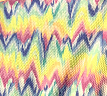 Load image into Gallery viewer, Bullet Textured Zig Zag Waves Collection Liverpool Poly/Spandex Stretch Knit Fabric