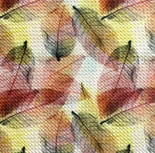 Load image into Gallery viewer, Textured Bullet Fall Collection Poly Spandex Stretch Fabric