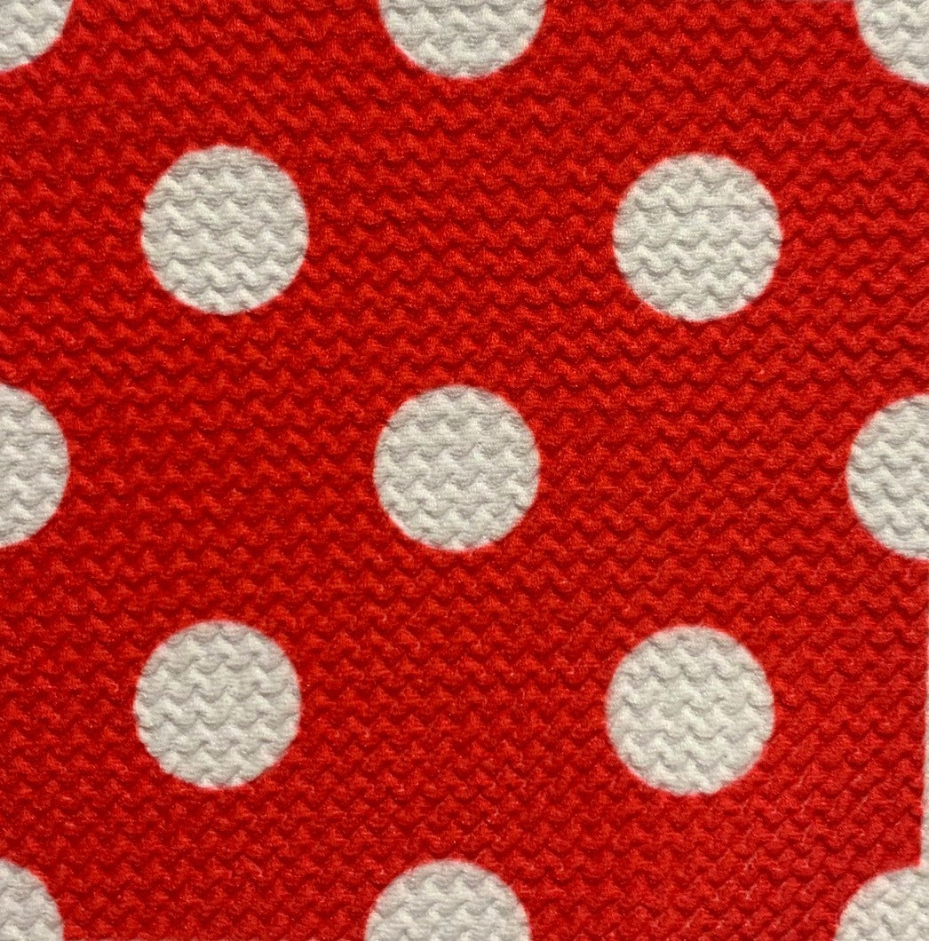 New Item! Bullet Textured Polka Dot Collection Fabric