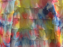 "Load image into Gallery viewer, 1"" Ruffle Poly/Spandex Stretch Fabric"