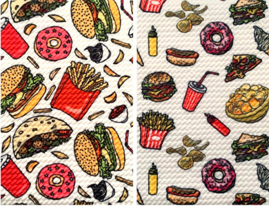 Bullet Textured Junk Food Collection Liverpool Poly/Spandex Stretch Knit Fabric
