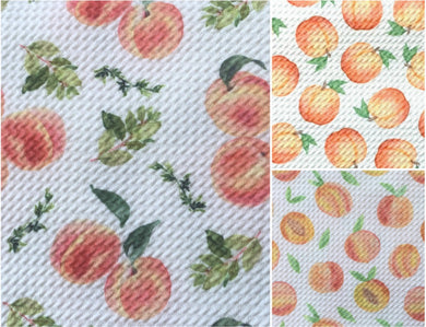 Bullet Textured Peach Collection Liverpool Poly/Spandex Stretch Knit Fabric