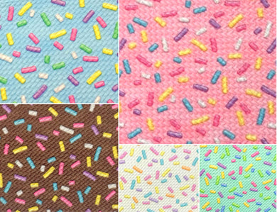 Bullet Textured Sprinkles Collection Liverpool Poly/Spandex Stretch Knit Fabric
