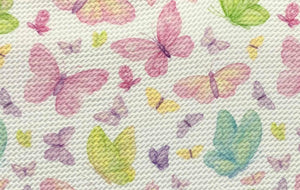 Bullet Textured Watercolor Collection Poly/Spandex Fabric