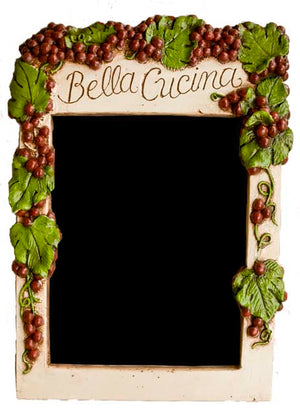 Bella Cucina Kitchen Chalkboard  item 696G