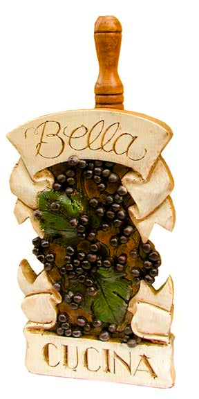 Bella Cucina Paper Towel Holder
