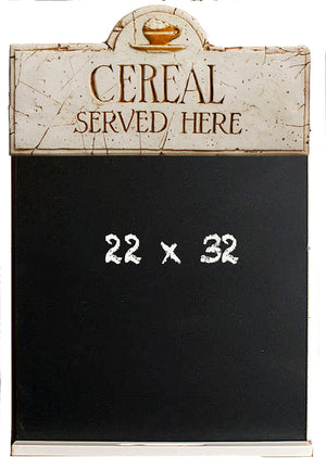 Breakfast Kitchen Chalkboard item 566CH
