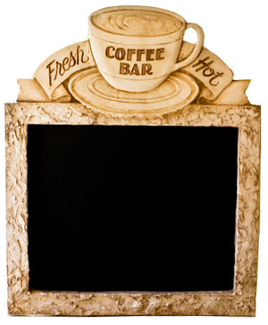 Coffee Decor Coffee Bar chalkboard item 554E