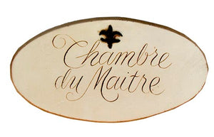 French Country Bedroom Decor,  wall plaque