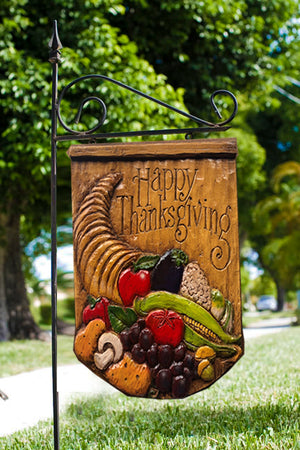 Happy Thanksgiving Yard Sign and Stake
