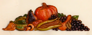 Harvest Decor Door Topper