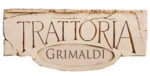 Italian Trattoria Personalized Sign  item 651