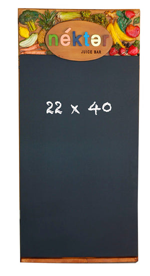 Juice Bar Custom Chalkboard