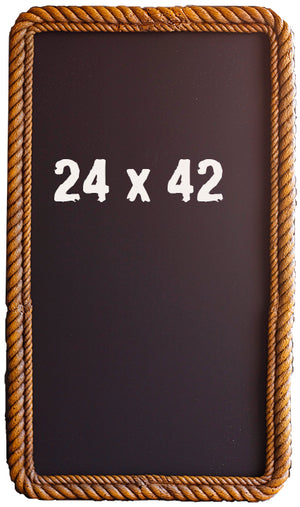 Large Nautical Decor Chalkboard